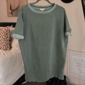 Urban Outfitters T-shirt Sweater Dress